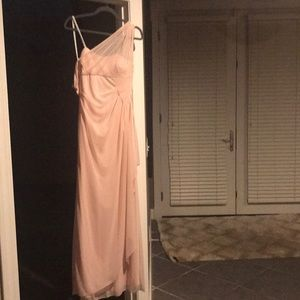 Evening gown, Bridesmaid dress